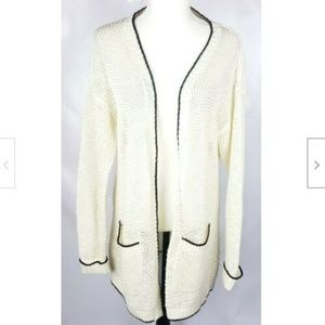 Maurices Open-Front Cardigan Sweater Jacket 1 (1X)